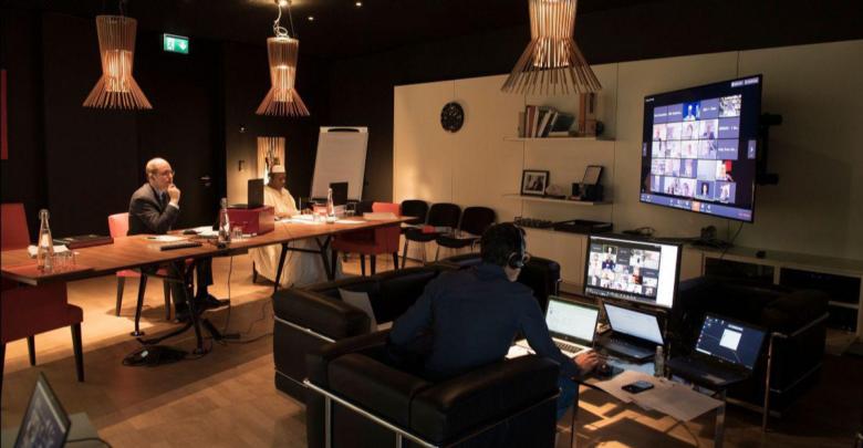 2020 yılının birincil FIBA Merkez Kurulu Toplantısı yapıldı