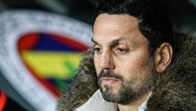 """Alanyaspor Teknik Direktörü Erol Bulut'tan Fenerbahçe'ye """"geçmiş olsun"""" mesajı"""