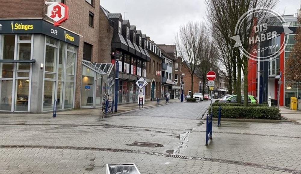 Almanya'da sokağa çıkma yasağı