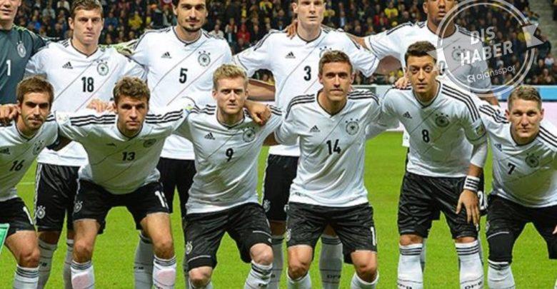Almanya - İtalya maçı için flaş karar!