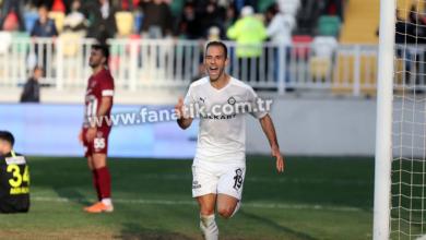 Altay - Hatayspor maç sonucu: 2-1