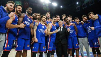 Anadolu Efes Euroleague fikstürü - Anadolu Efes kalan maçlar