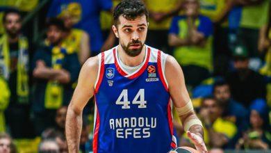 Anadolu Efes'in konuğu Yunan ekibi Olympiakos