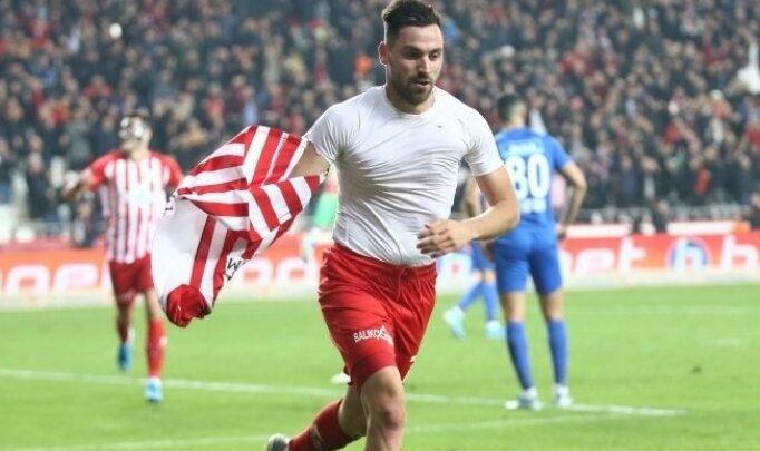 Antalyaspor'dan Sinan Gümüş kararı