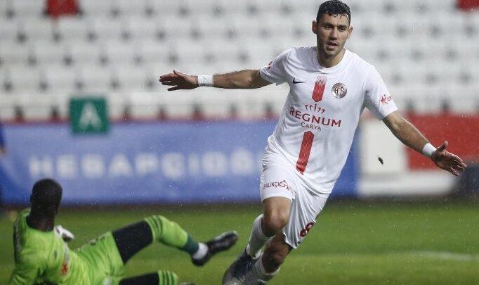 Antalyaspor, yenilmezliğini sürdürme ardından