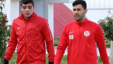 """Antalyasporlu futbolcular """"evde kal"""" çağrısını sürdürdü"""