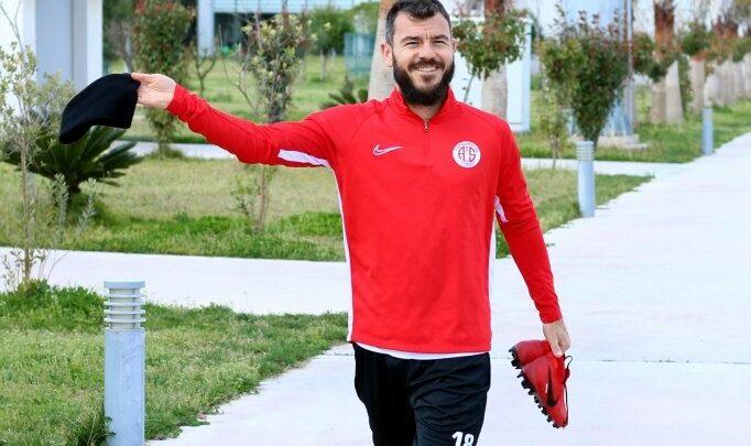 """Antalyasporlu futbolculardan """"evde kal"""" çağrısı"""