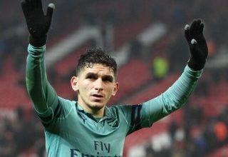 Arsenal'da Lucas Torreira sakatlandı