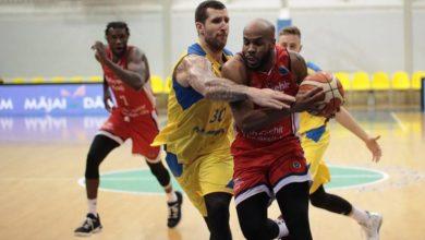 Bahçeşehir, Ventspilsi geçerek sanki finale yükseldi: 90-112
