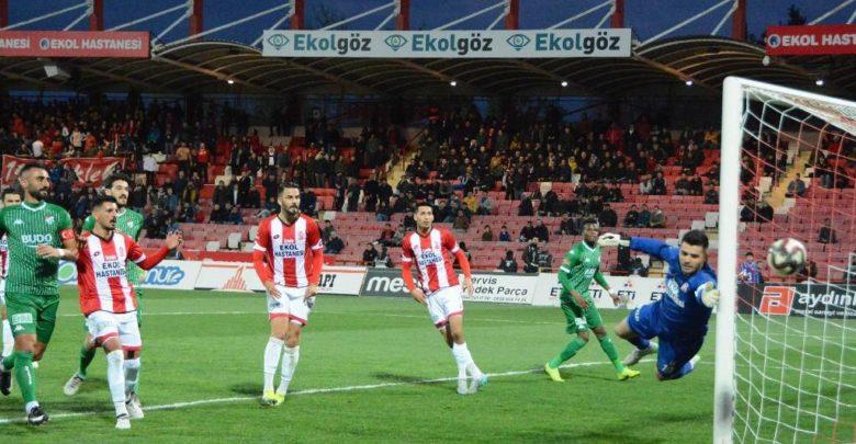Balıkesirspor - Bursaspor maç sonucu: 1-3