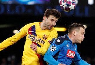 Barcelona - Napoli maçı da seyircisiz oynanacak