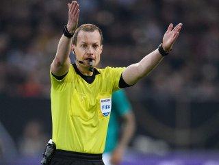 Başakşehir-Kopenhag maçının hakemi kesin oldu