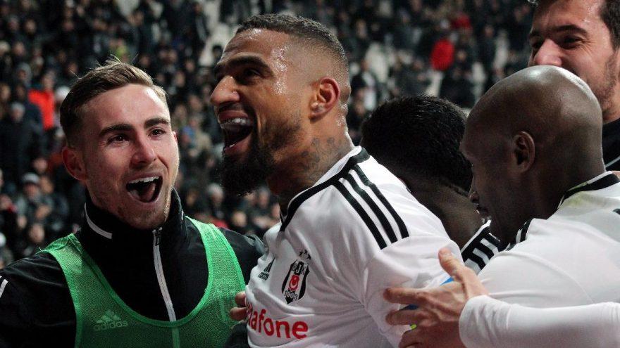 Beşiktaş-Ankaragücü maçında en büyük koz Boateng!
