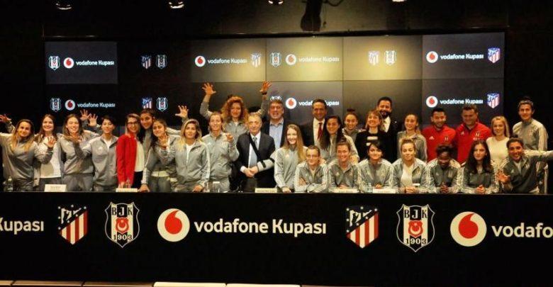 Beşiktaş Atletico Madrid kadın futbol maçı ücretsiz izlenebilecek