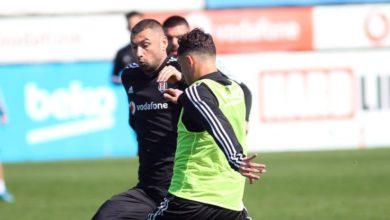 Beşiktaş bütün kadro çalıştı