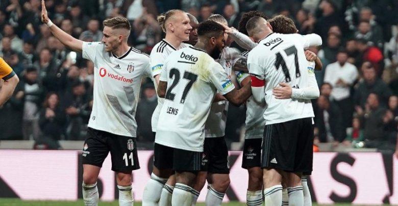 Beşiktaş derbi öncesi moral depoladı! Korkulan olmadı