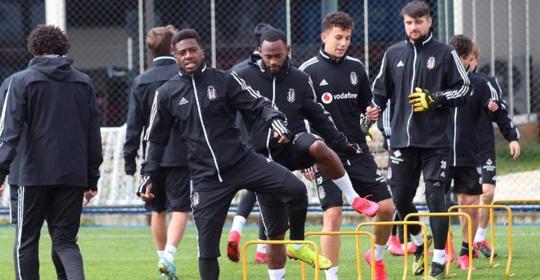 Beşiktaş, Dorukhan hariç bütün kadro çalıştı