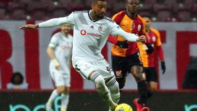 Beşiktaş'ta Boateng birincil derbisinde etkisiz kaldı
