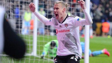 """Beşiktaş'ta """"Falcao görevi"""" Vida'ya gitti"""