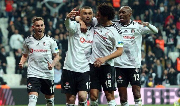 Beşiktaş'ta futbolculara kilo uyarısı