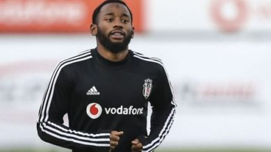Beşiktaş'ta N'Koudou ve Tyler Boyd idmana çıkmak istemedi