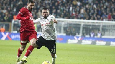 Beşiktaş'ta Pedro Rebocho'nun bileti kesildi