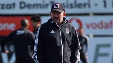 Beşiktaş'ta planlar belli oldu! Işveren Sergen Yalçın...