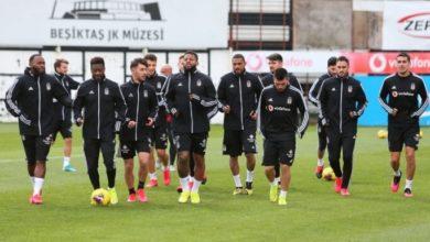 Beşiktaş'tan futbolculara 5 jurnal özel program!