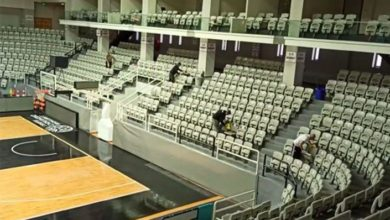 Beşiktaştan Akatlar Spor Salonunda koronavirüs temizliği