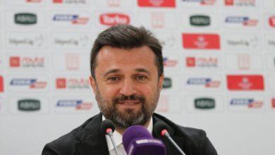 """Bülent Uygun: """"7 futbolcumuzun sakatlığına rağmen kazanmasını bildik"""""""