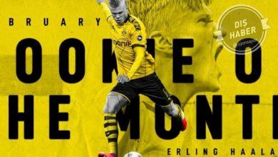 Bundesliga'da Şubat ayının çaylak oyuncusu belirli oldu