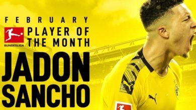 Bundesliga'da Şubat ayının oyuncusu muhakkak oldu