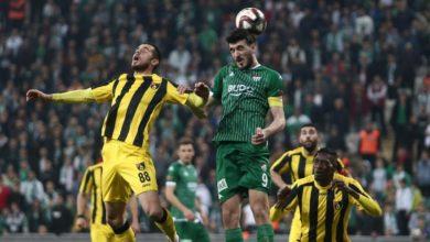 Bursaspor sahasında tökezledi!