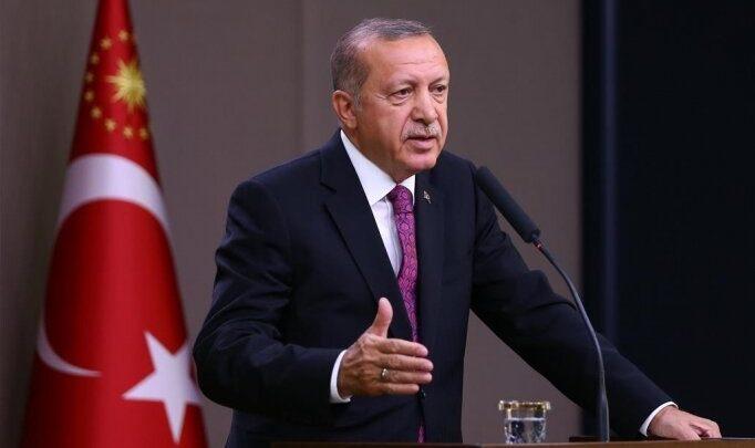 """Cumhurbaşkanı Erdoğan'dan Albayrak çifti ve Terim'e """"geçmiş olsun"""" telefonu"""