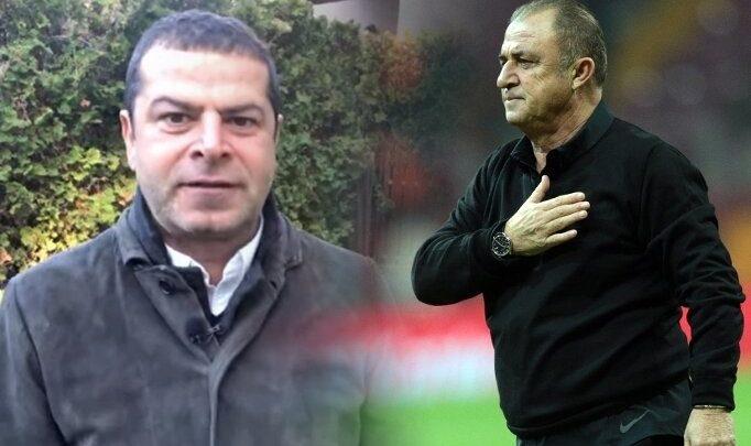 """Cüneyt Özdemir: """"Fatih Terim'e helal olsun"""""""