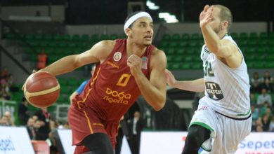 Darüşşafaka Tekfen-Galatasaray Doğa Sigorta maç sonucu: 79-88