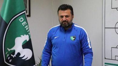 Denizlispor'da Bülent Yerinde ve futbolculardan Kovid-19 açıklaması