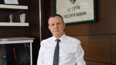 Denizlispor'dan koronavirüs açıklaması