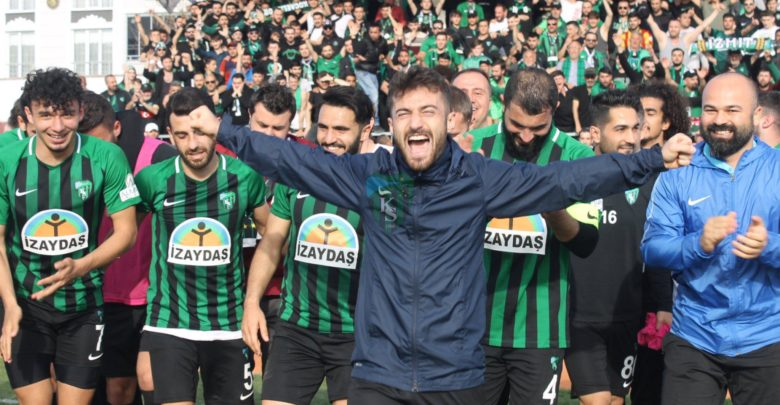 Erbaasporu deviren Kocaelispordan dev adım!