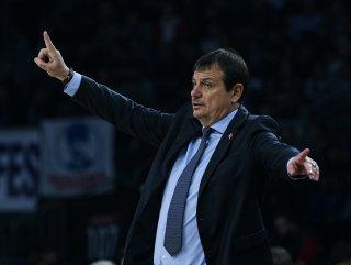 Ergin Ataman: Fantastik basketbol, fantastik bir galibiyet