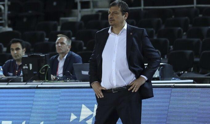 """Ergin Ataman: """"Fatih hocamın aynısını söylüyorum"""""""
