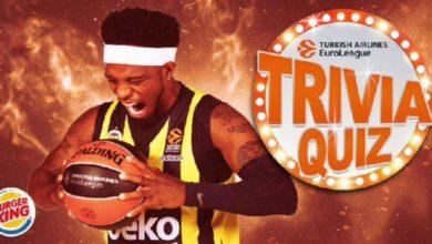 EuroLeagueden imzalı Bobby Dixon forması kazanma şansı!