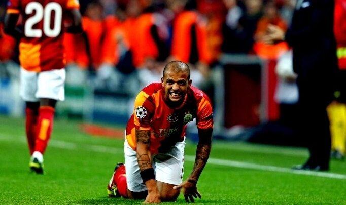 """Felipe Melo: """"Türkiye'de futbol, fazla diğer bir delilik"""""""