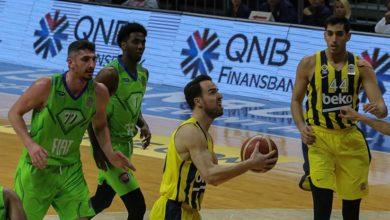 Fenerbahçe Beko sahasında sıcacık kazandı