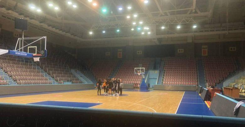 Fenerbahçe - Bourges Basket ikinci maçı seyircisiz