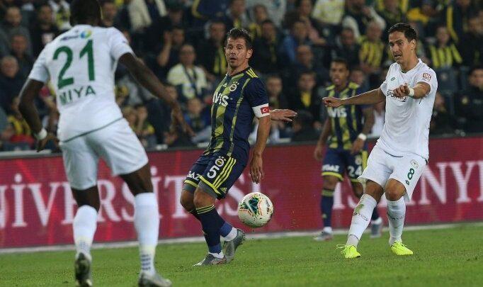 Fenerbahçe'de Konyaspor maçı öncesi son koşul