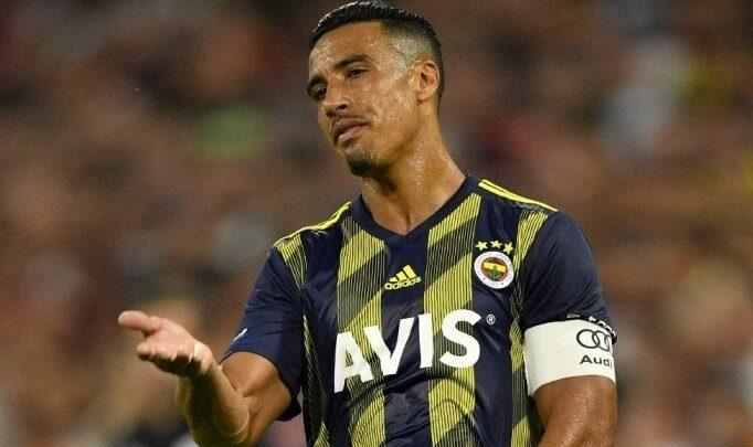 Fenerbahçe'de Nabil Dirar baştan sol beke geçiyor