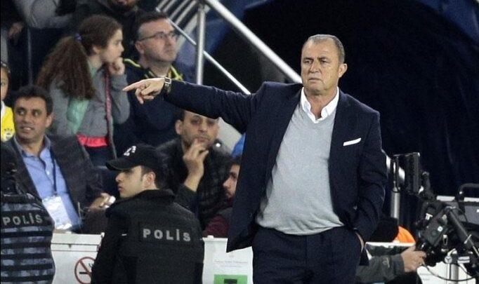 Fenerbahçe'den Fatih Terim'e geçmiş olsun mesajı!