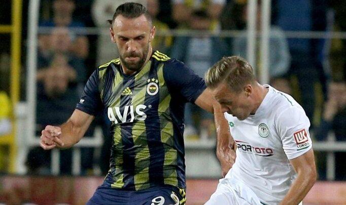 Fenerbahçe'den Konyaspor'a büyük ayrım
