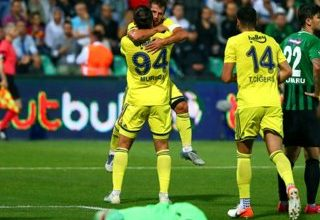 Fenerbahçe-Denizlispor maçının olası ilk 11'leri